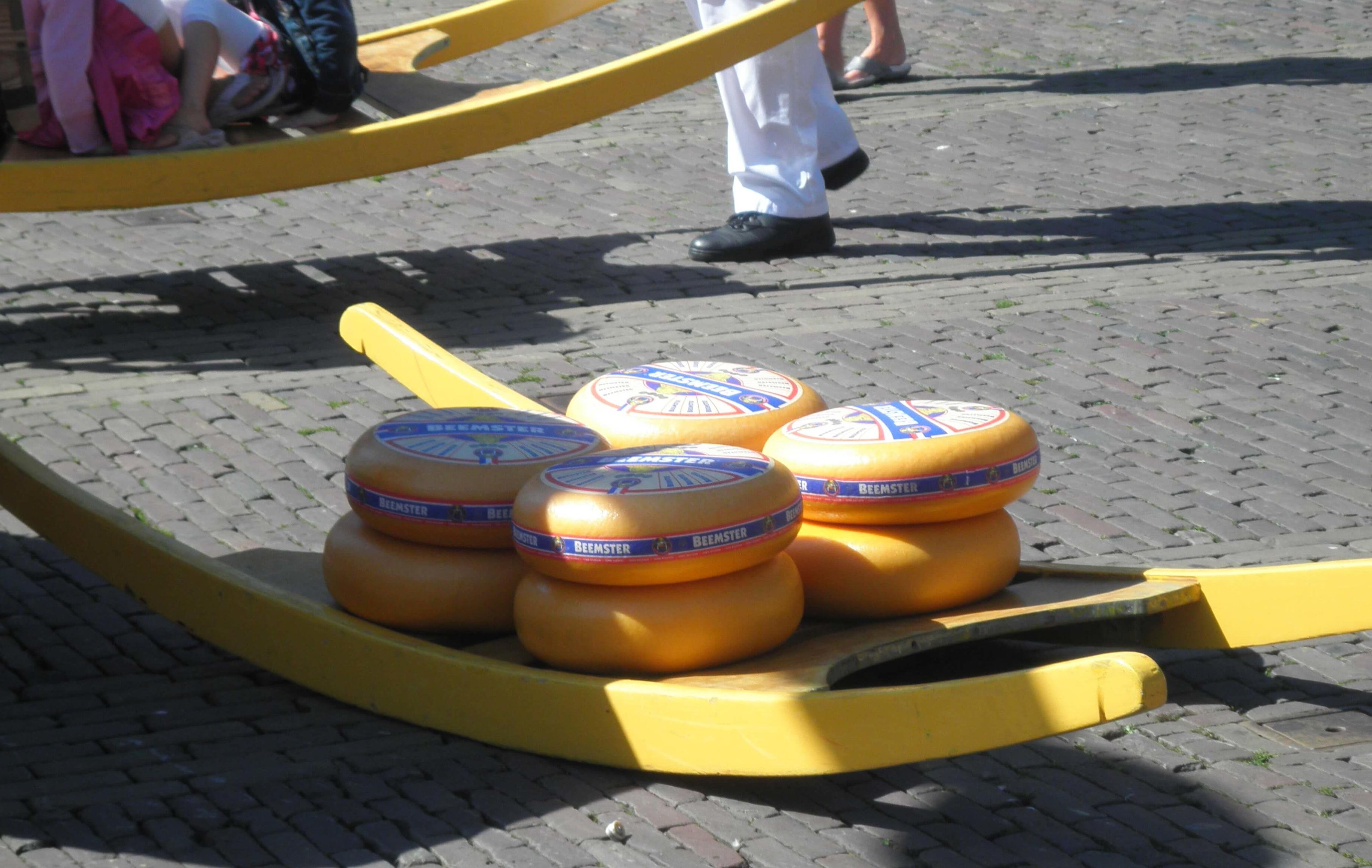 Käsemarkt Alkmaar