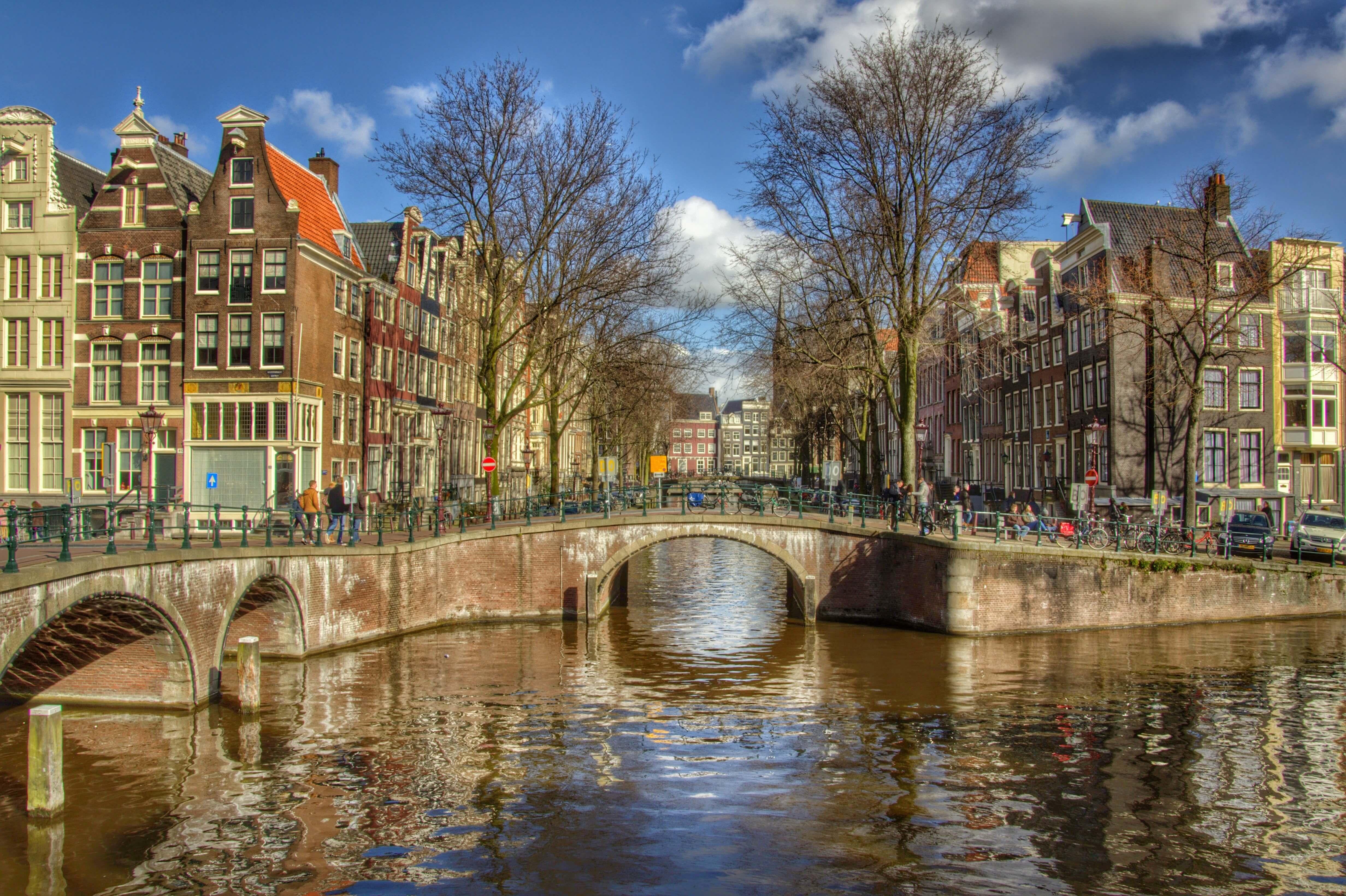 Holland Amsterdam / Foto: 0805edwin, pixabay